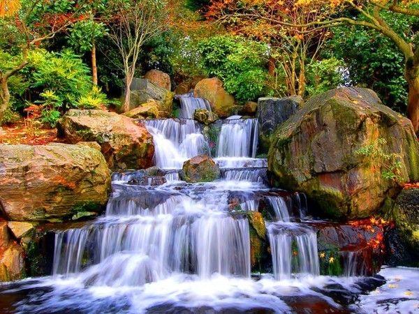 Les cascades page 2 - Image de cascade ...