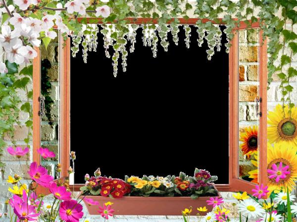 Рамка для окна