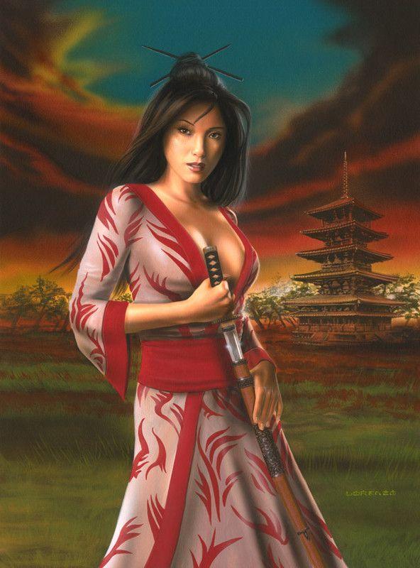Le fantasme de la femme asiatique en Occident
