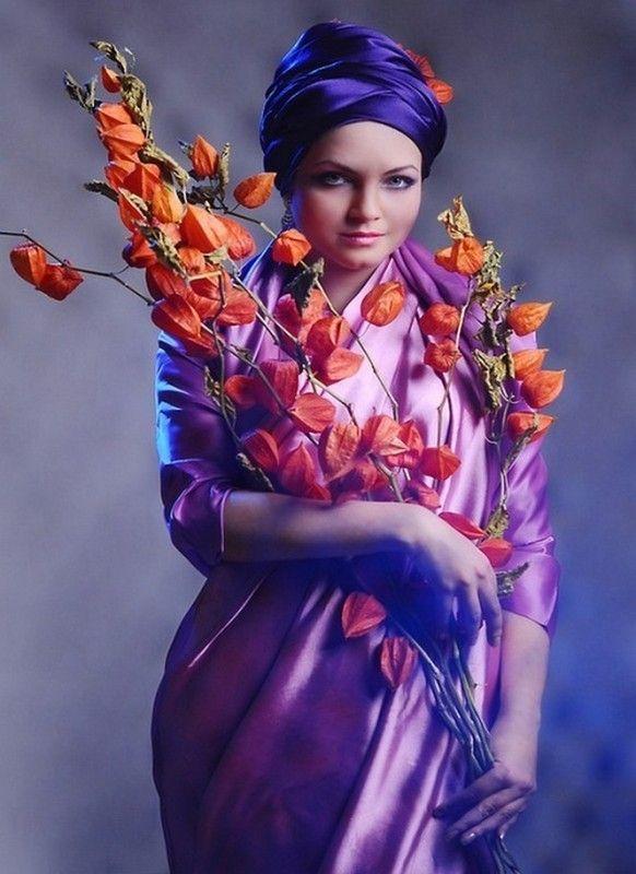 ===La mujer, un bello rostro...=== - Página 2 994f2062